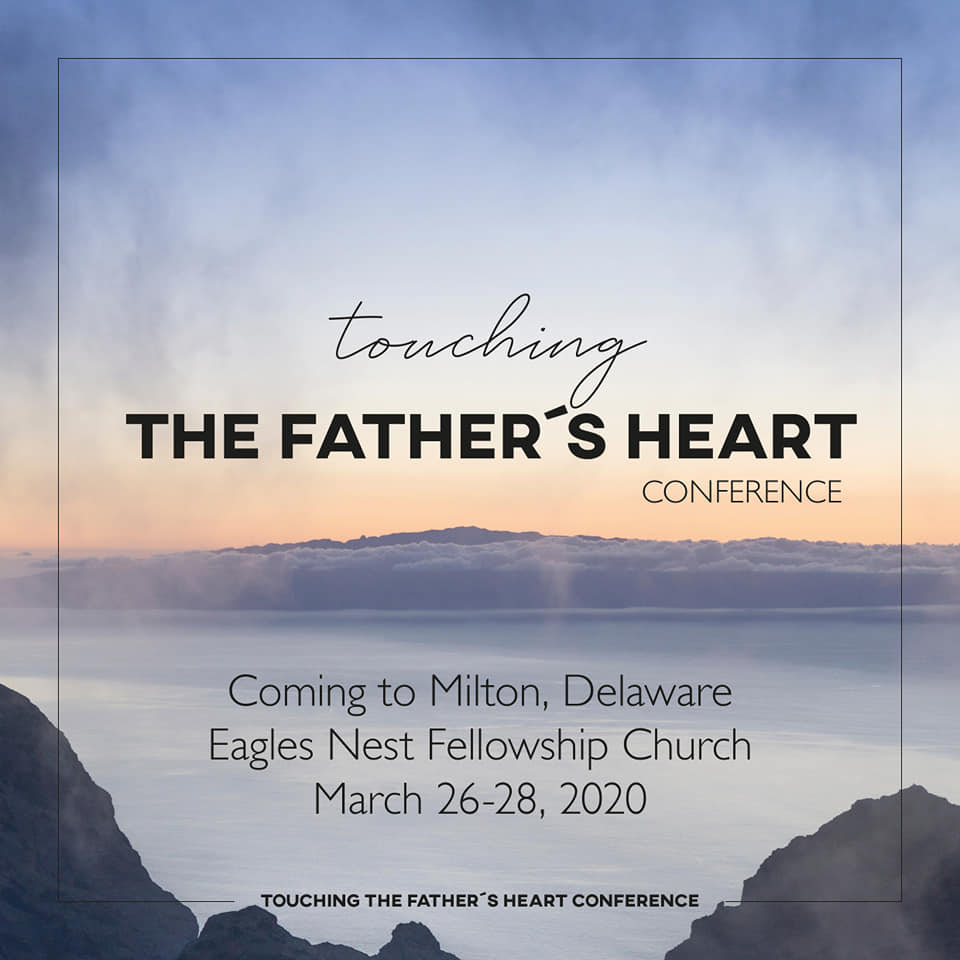 Touching The Father's Heart